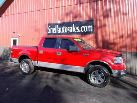 2005 Ford F-150 for sale in Wysox, PA