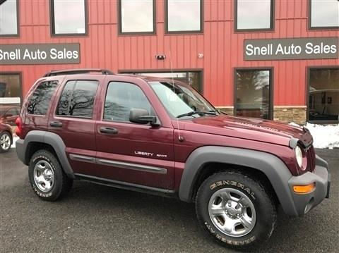 2003 Jeep Liberty for sale in Wysox, PA