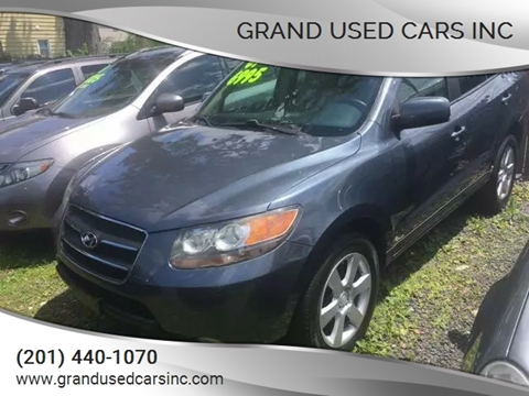 Hyundai Used Cars Financing For Sale Little Ferry Grand Used Cars Inc