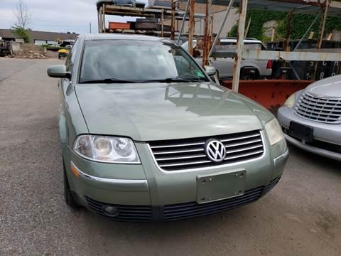 2001 Volkswagen Passat for sale in Little Ferry, NJ