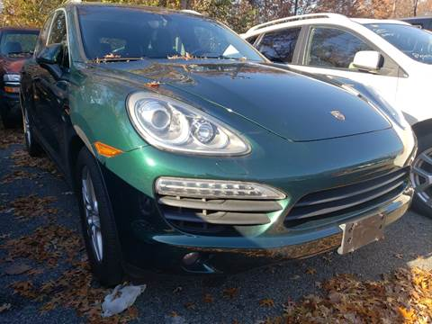 2014 Porsche Cayenne for sale in Little Ferry, NJ