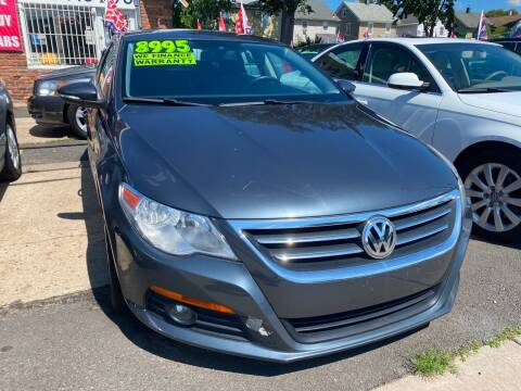 2010 Volkswagen CC for sale at GRAND USED CARS  INC in Little Ferry NJ