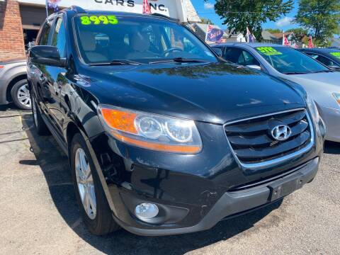2011 Hyundai Santa Fe for sale at GRAND USED CARS  INC in Little Ferry NJ