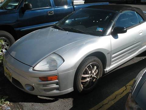 2002 Mitsubishi Eclipse Spyder for sale in Little Ferry, NJ