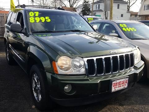 2007 Jeep Grand Cherokee for sale in Little Ferry, NJ