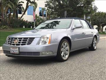 2006 Cadillac DTS for sale in Van Nuys, CA