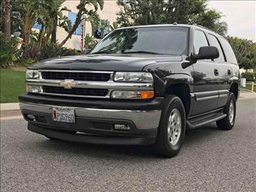 2005 Chevrolet Tahoe for sale in Van Nuys, CA