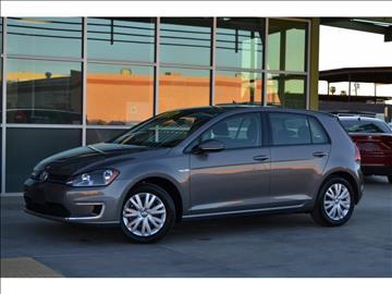 2015 Volkswagen e-Golf for sale in Tempe, AZ