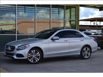Mercedes benz c class for sale tempe az for Mercedes benz tempe