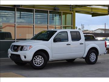 2016 Nissan Frontier for sale in Tempe, AZ