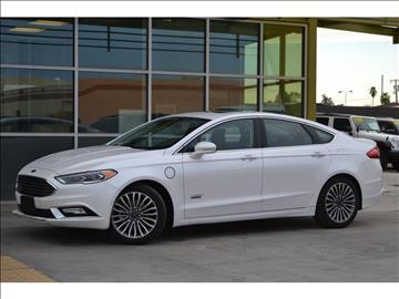 2017 Ford Fusion Energi for sale in Tempe, AZ