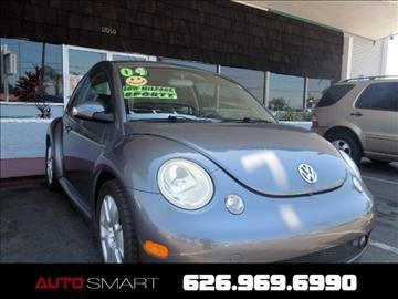 2004 Volkswagen New Beetle for sale in Azusa, CA