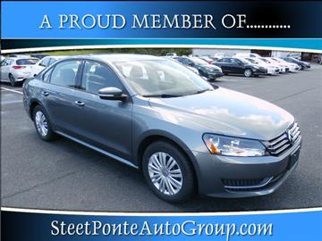 2014 Volkswagen Passat for sale in Johnstown, NY