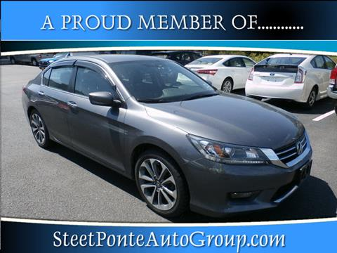 2015 Honda Accord for sale in Johnstown, NY