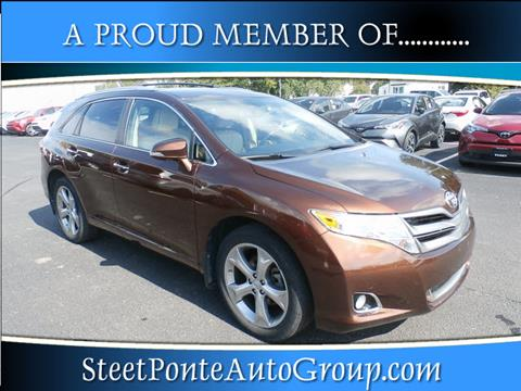 2014 Toyota Venza for sale in Johnstown, NY
