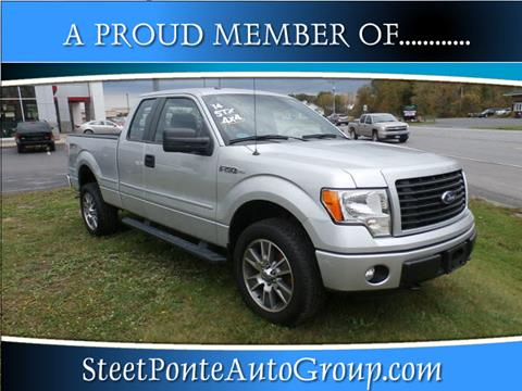 2014 Ford F-150 for sale in Johnstown, NY