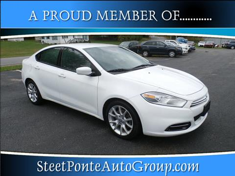 2013 Dodge Dart for sale in Johnstown, NY