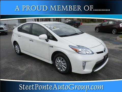 2015 Toyota Prius Plug-in Hybrid for sale in Johnstown, NY