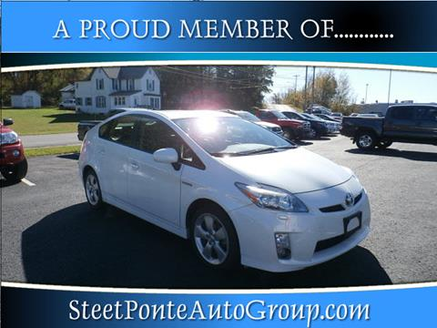 2010 Toyota Prius for sale in Johnstown, NY