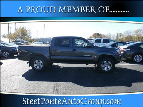 2013 Toyota Tacoma for sale in Johnstown, NY