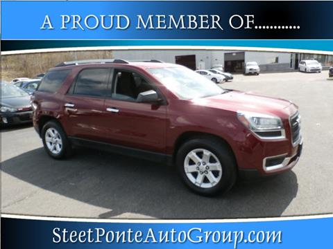 2015 GMC Acadia for sale in Johnstown, NY