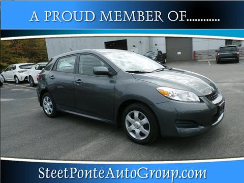 2010 Toyota Matrix for sale in Johnstown, NY