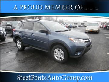 2013 Toyota RAV4 for sale in Johnstown, NY