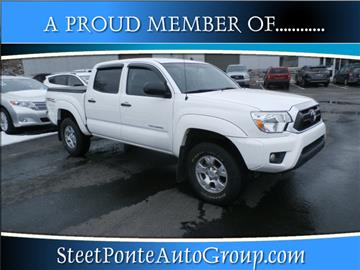 2015 Toyota Tacoma for sale in Johnstown, NY