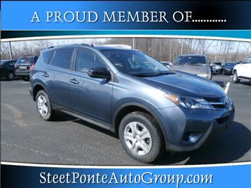 2014 Toyota RAV4 for sale in Johnstown, NY