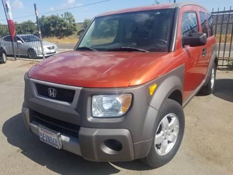 2004 Honda Element for sale in Modesto, CA
