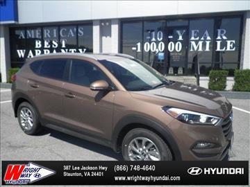2016 Hyundai Tucson for sale in Staunton, VA