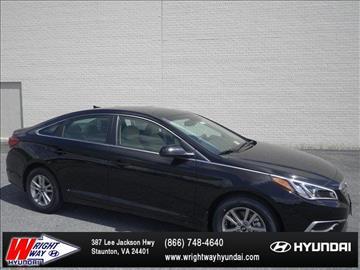 2017 Hyundai Sonata for sale in Staunton, VA