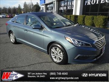 2015 Hyundai Sonata for sale in Staunton, VA