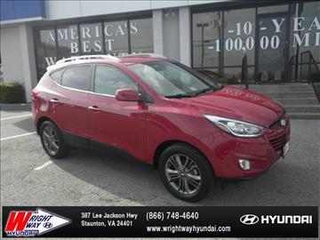 2014 Hyundai Tucson for sale in Staunton, VA
