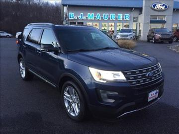 2017 Ford Explorer for sale in Boswell, PA