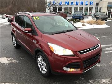 2015 Ford Escape for sale in Boswell, PA
