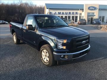2017 Ford F-150 for sale in Boswell, PA