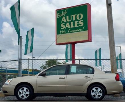2005 Chevrolet Malibu For Sale In Memphis TN