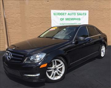 2012 Mercedes-Benz C-Class for sale in Memphis, TN