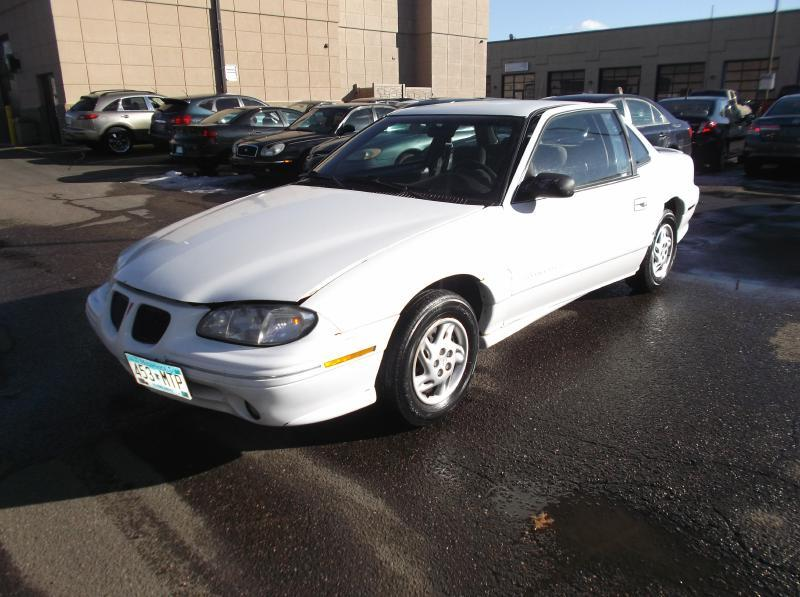 Pontiac Grand Am 1998 SE 2dr Coupe