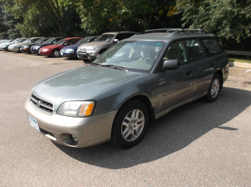Subaru Outback 2002 Base AWD 4dr Wagon w/Weather Pkg