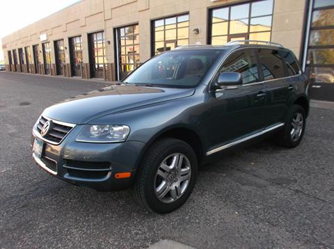 2007 Volkswagen Touareg for sale in Maplewood, MN