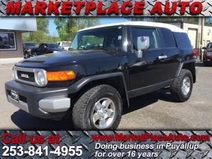 2008 Toyota FJ Cruiser for sale in Puyallup, WA