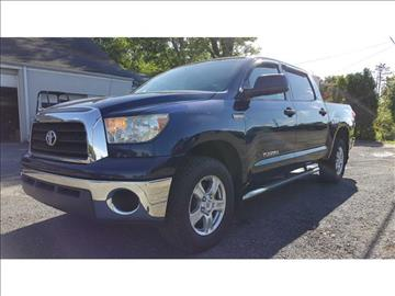 2007 Toyota Tundra for sale in Baptistown, NJ