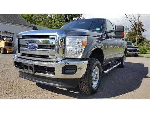 2012 Ford F-250 Super Duty for sale in Baptistown, NJ