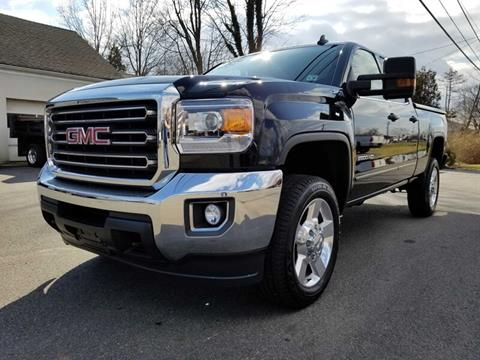 2016 GMC Sierra 2500HD for sale in Baptistown, NJ