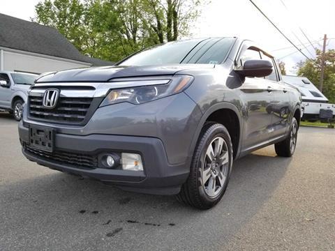 2017 Honda Ridgeline for sale in Baptistown, NJ