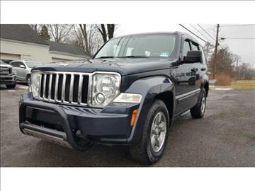 2008 Jeep Liberty for sale in Baptistown, NJ