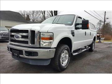 2010 Ford F-250 Super Duty for sale in Baptistown, NJ