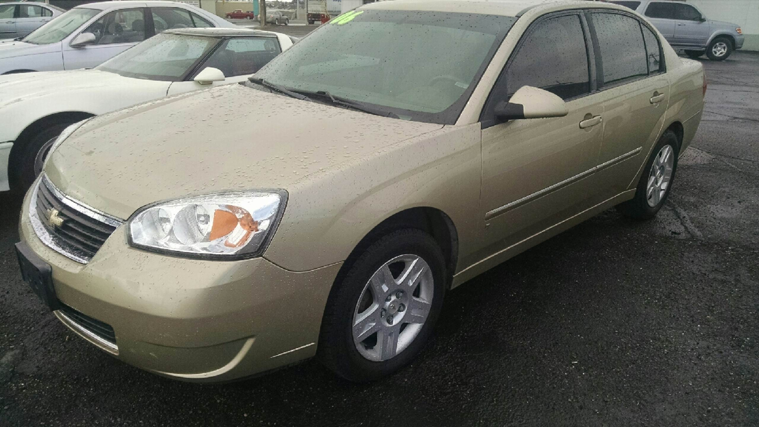 2006 Chevrolet Malibu for sale at Major Motors in Twin Falls ID